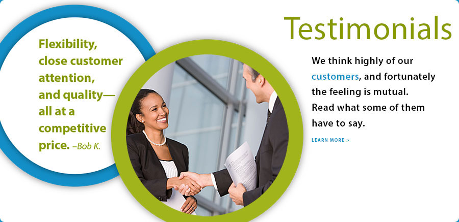 Fulfillment Customer Testimonials